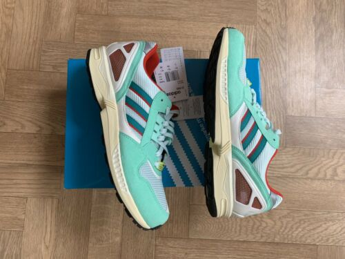 Adidas ZX 9000 OG 30th Anniversaire Taille UK 10.5 Boxed New Qualité Chaussure