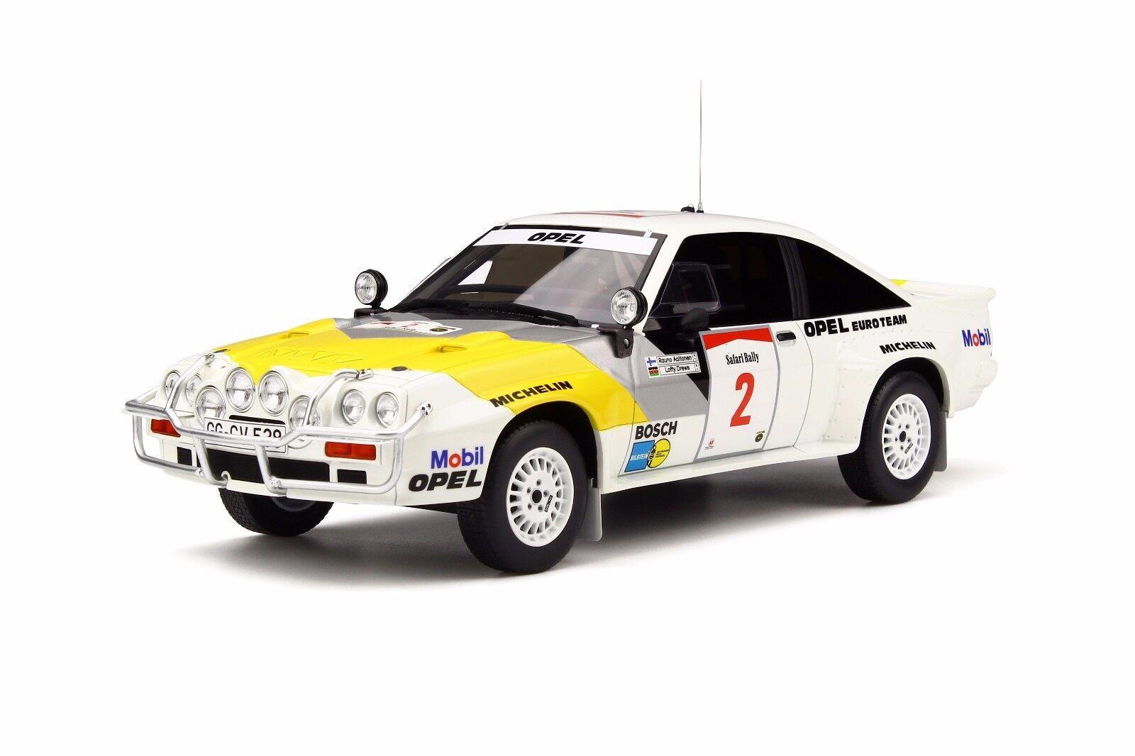 OPEL Manta 400 groupe B Safari Rally  NUOVO  otto ot245  1 18