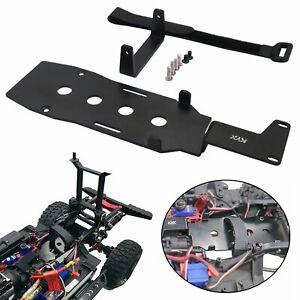 Aluminum-Metal-Low-LCG-Battery-Tray-Set-for-Traxxas-TRX-4-TRX4-RC-Crawler-Car