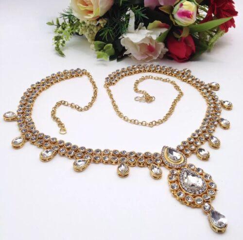 Indian Bridal Wedding Jewellery Bollywood Asian Handmade Sari Belt