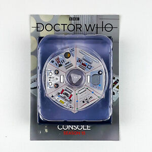 4th-Doctor-Who-TARDIS-CONSOLE-Model-Season-15-FIGURINE-Collection-Eaglemoss