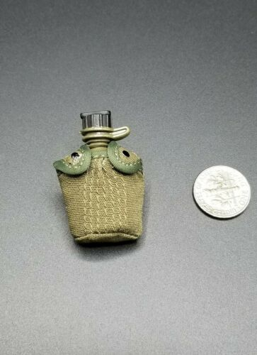 "1:6 Toy Soldier Vietnam US Canteen Pouch 12/"" GI Joe BBI Dragon Ace"