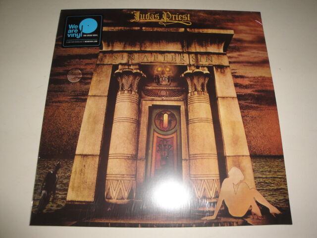 Judas Priest: Sin After Sin Vinyl LP + Download