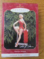 "Hallmark - ""Marilyn Monroe"" Christmas Ornament - 1999"