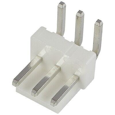 10 Mpe-garry Nylon-stifleiste 3-polig 250v 5a Rm3,96 Gewinkelt Pin Header 855918