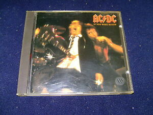 ACDC CD If you want blood Digitally Remastered 1981 - Deutschland - ACDC CD If you want blood Digitally Remastered 1981 - Deutschland