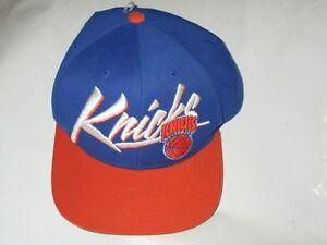 953ffe1a1af MITCHELL   NESS NEW YORK KNICKS HARDWOOD CLASSICS SNAPBACK HAT CAP ...