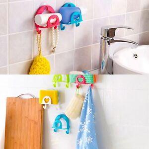schwammhalter schwammablage handtuch sp lmittel halter k chenhelfer mit saugnapf ebay. Black Bedroom Furniture Sets. Home Design Ideas
