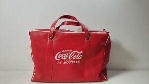 Vintage Coca-Cola Travel Bag
