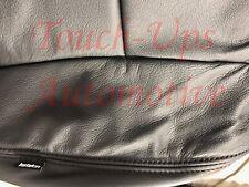 2007 2013 Tundra Crewmax Katzkin Black Leather Seats Covers Replacement Kit New