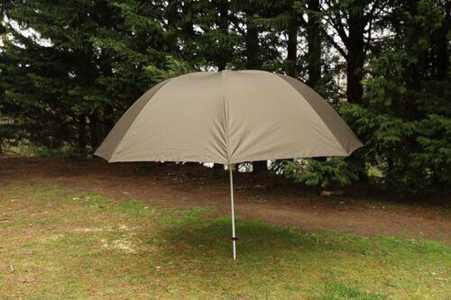 """Fox Parapluie 60/"""" 2,40 m Brolly nubrolly Parapluie Angel Parapluie schirmzelt tente"""