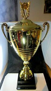 1x-Pokal-84cm-hoch-inkl-Gravur-u-Emblem-Wanderpokal-gold-Vollmetall