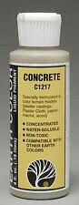 Woodland Scenics C1217 Earth Color Concrete 4 oz  - NIB