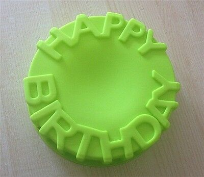 Square Sunflower Round Pan Cake Mold Flexible Silicone Mould for Soap Chocolate