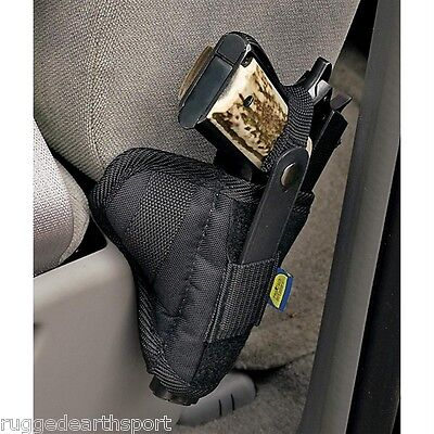 VEHICLE CAR TRUCK SEAT GUN HOLSTER SMALL COMPACT AUTO FITS RUGER 380 Keltec 22