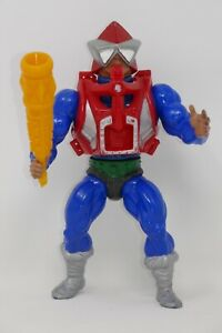 Mattel-1984-He-Man-Masters-of-the-Universe-MOTU-Mekaneck-Action-Figure-COMPLETE