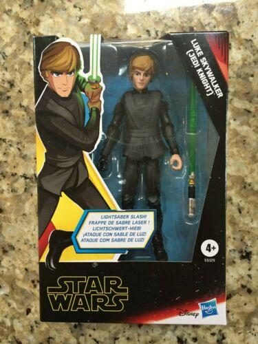 Star Wars Galaxy of Adventures Jedi Knight Luke Skywalker Exclusive Figure
