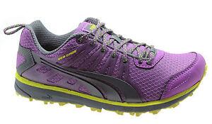 186531 Womens 05 Violet Faas D31 Up Mesh course 300 de Puma Chaussures Tr Trainers Lace q17RWSH
