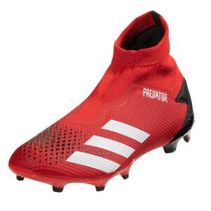 adidas-Men-039-s-Predator-20-3-FG-Active-Red-Cloud-White-Core-Black-EE9554