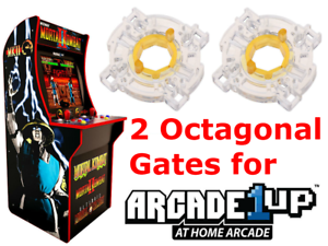 Arcade1up Mortal Kombat 2 Final Fight Street Fighter 2 Circle Octagon Gates