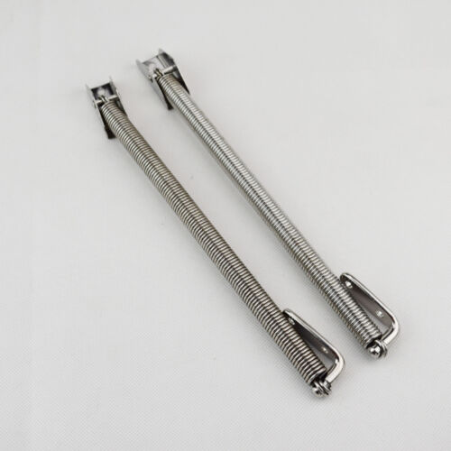 "US Stock 2X Stainless Steel Line Hatch Spring 8-5//8/"" Boat Handware Part"