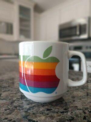 Apple Computer Logo Apple Lisa 2 Rainbow Logo Mug