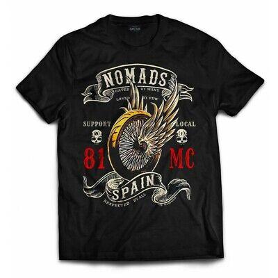 49 Hells Angels Thailand Support81 Young Guns T-Shirt 6 Rocker 1/%