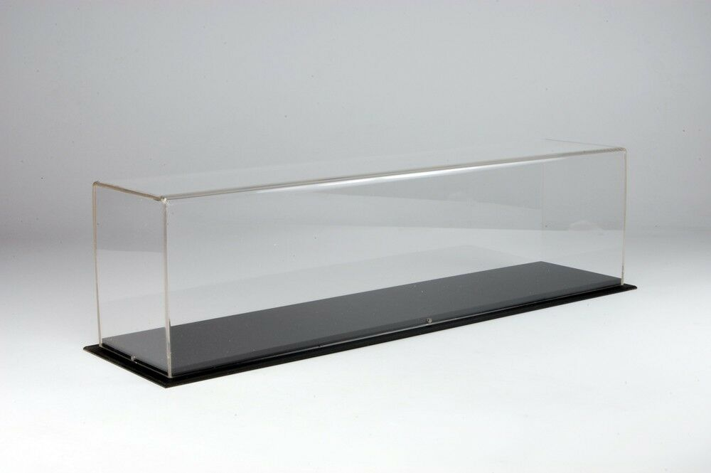 TEKNO 1 50 VITRINE  SOCLE 420 X 90 X 110 mm MINT IN BOX