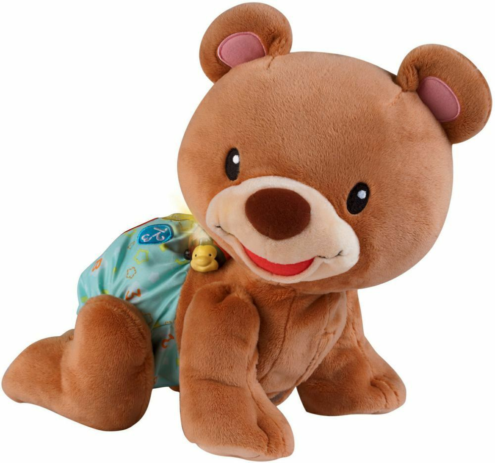 Vtech 181104 - Crawl with Me - Bear, Nip