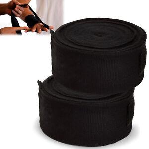 Boxing Hand Wraps Inner Gloves Bandages Punch bag Training Gym Straps 2.5 Meter