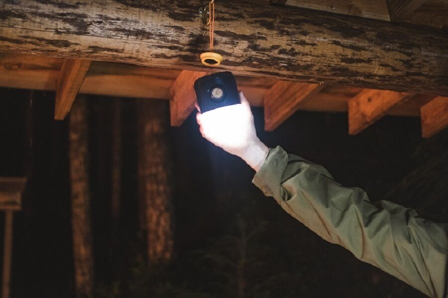 Rhody+ Hang-Out Lantern Rechargeable Lithium-Ion battery  + USB Output 130 Lumens  100% price guarantee