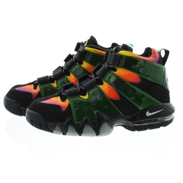 486eca7aba2 Nike 821923 Kids Youth Boys Girls Air Max CB 94 Godzilla High Top Shoes  Sneakers