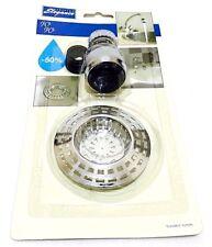 Kitchen Water Saving Aerator 360° Swivel Adjustable & Sink Sieve Set Spout Tap