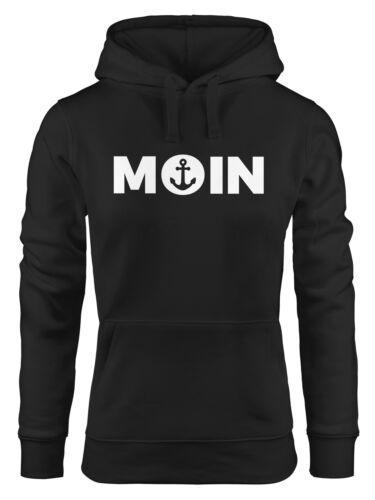 Tendenza con Cappuccio-Pullover da Donna Moin con ancoraggio hoodie moonworks ®