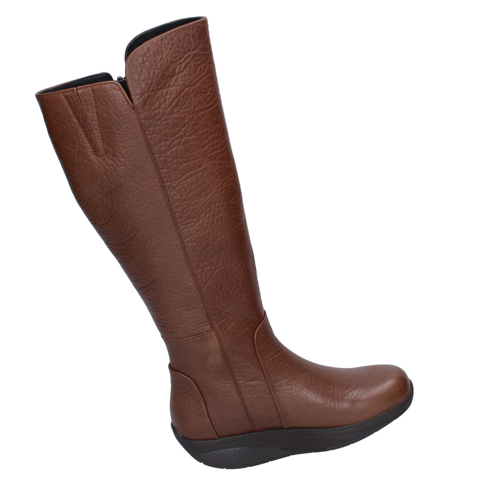 Women's shoes MBT 7   7,5 (EU (EU (EU 38) boots brown leather performance BT289-38 b8be7a
