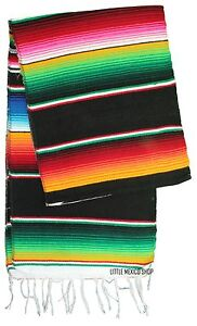 Superieur Image Is Loading FIESTA Sarape Mexican TABLE RUNNER SOUTHWEST 14 034