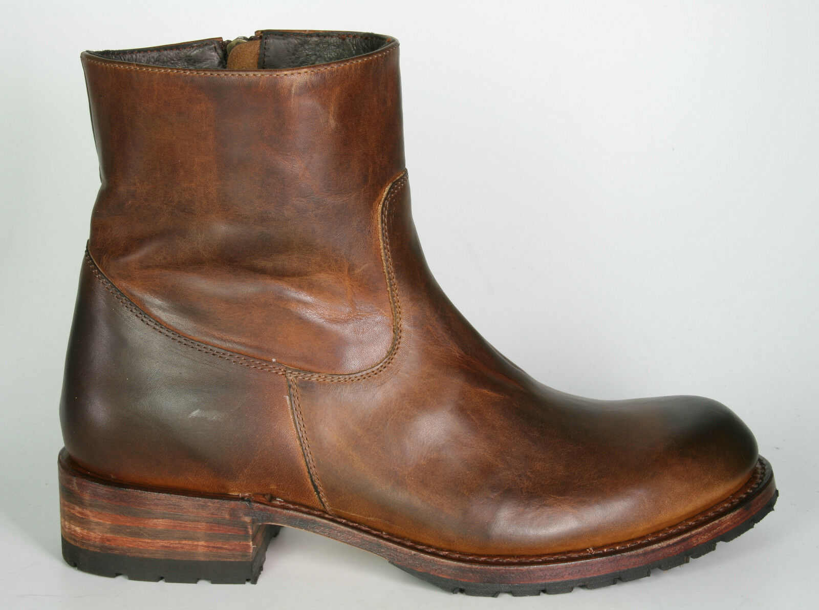 9491 sendra Boots Boots Boots Lighting Evolution Marron Cadre cousue Chaussures | Durable Service  25447c