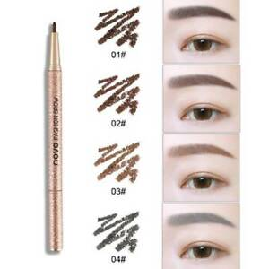 waterproof eyebrow pen eye brow pencil brush 3 replace ink 3 eyebrow