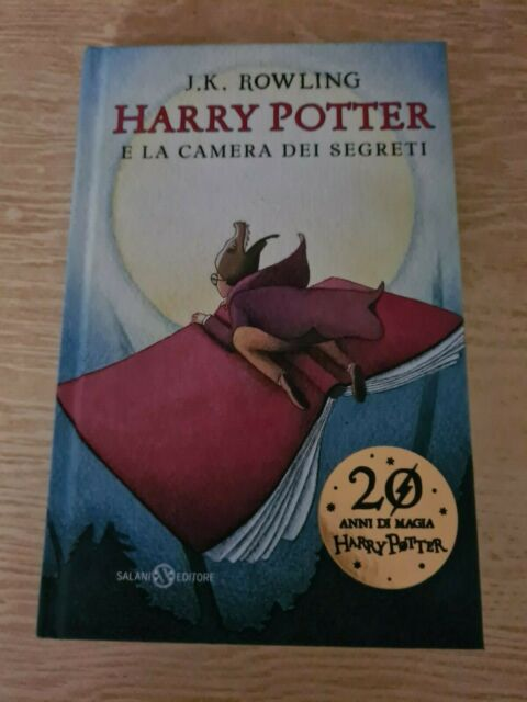 Harry Potter e la Camera Dei Segreti, J.K. Rowling, Salani Editore, Ediz. 2018