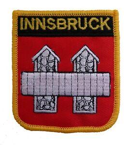 Innsbruck-Austria-Shield-Embroidered-Patch
