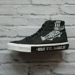 98c807d570 2007 Simpsons The Movie x Vans Taka Hayashi SK8 HI Shoes Size 9 ...