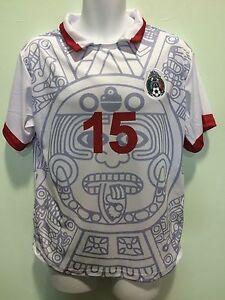 219f5948e mexico world cup 1998 white jersey luis hernandez seleccion mexicana ...