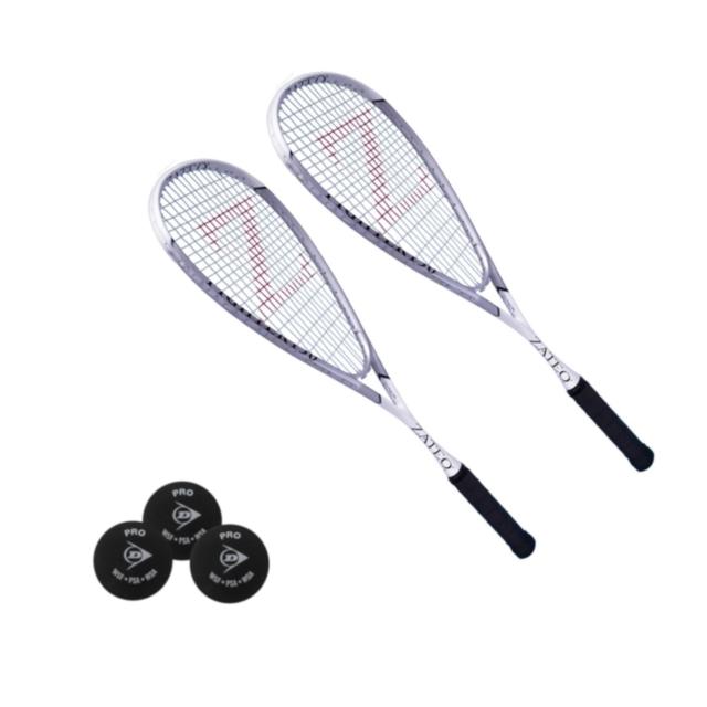 Tasche Schutzh/ülle Dunlop Nanomax Ti Squash Schl/äger