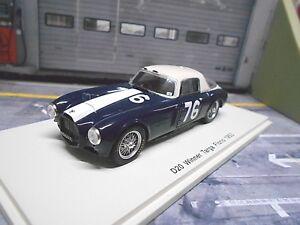 LANCIA-d20-D-20-Racing-Targa-Florio-Winner-1963-76-Maglioli-1963-SPARK-1-43