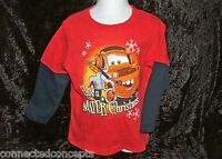 Disney Cars have A Mater Christmas Infant/toddler T-shirt (sizes 12 Or 24 Mo.)