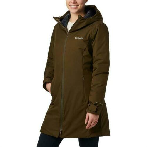 COLUMBIA Autumn Rise Mid Jacket W Olive Green 1748231 319// Lifestyle