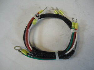 Ac D Gas Wiring Harness on