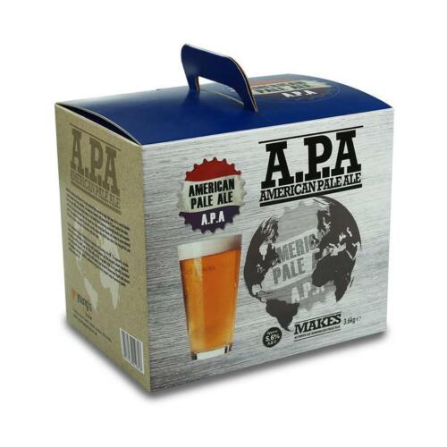 AMBER PALE 40 Pint Home Brew Kit EPHB Youngs American APA