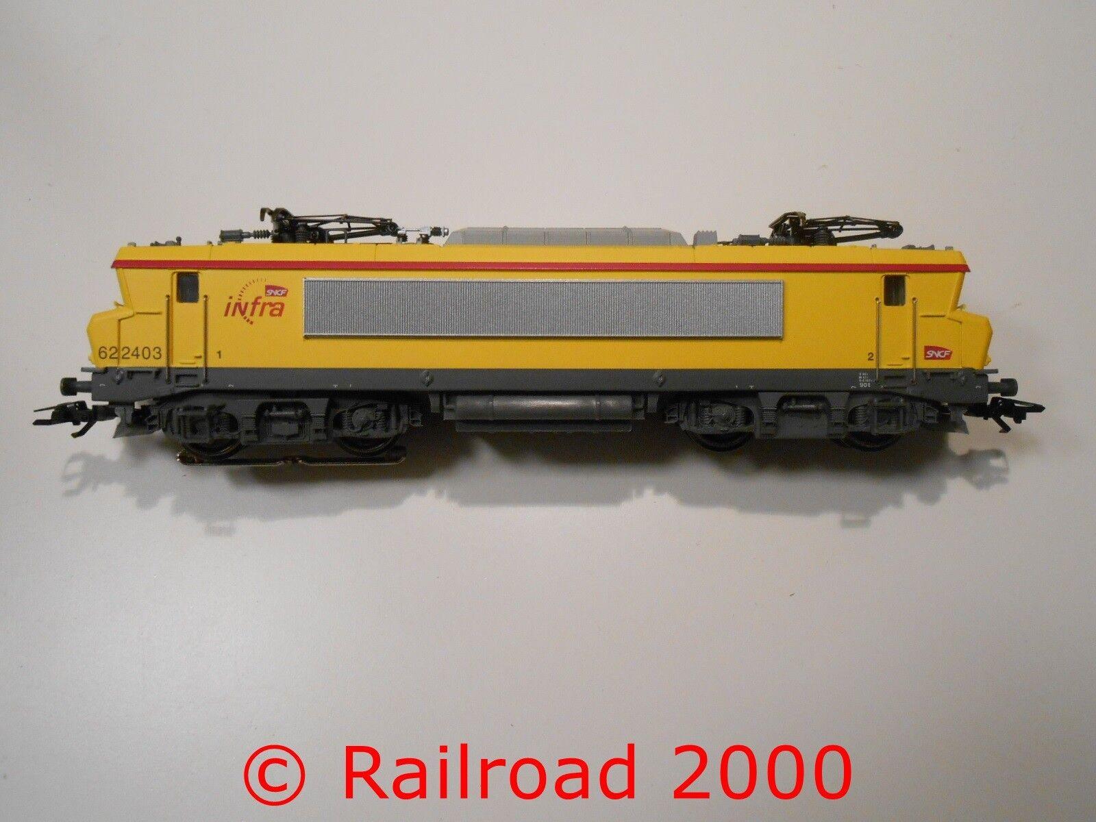 Märklin 29255 E-Lok SERIE BB 22200 della SNCF, Digitale NUOVO