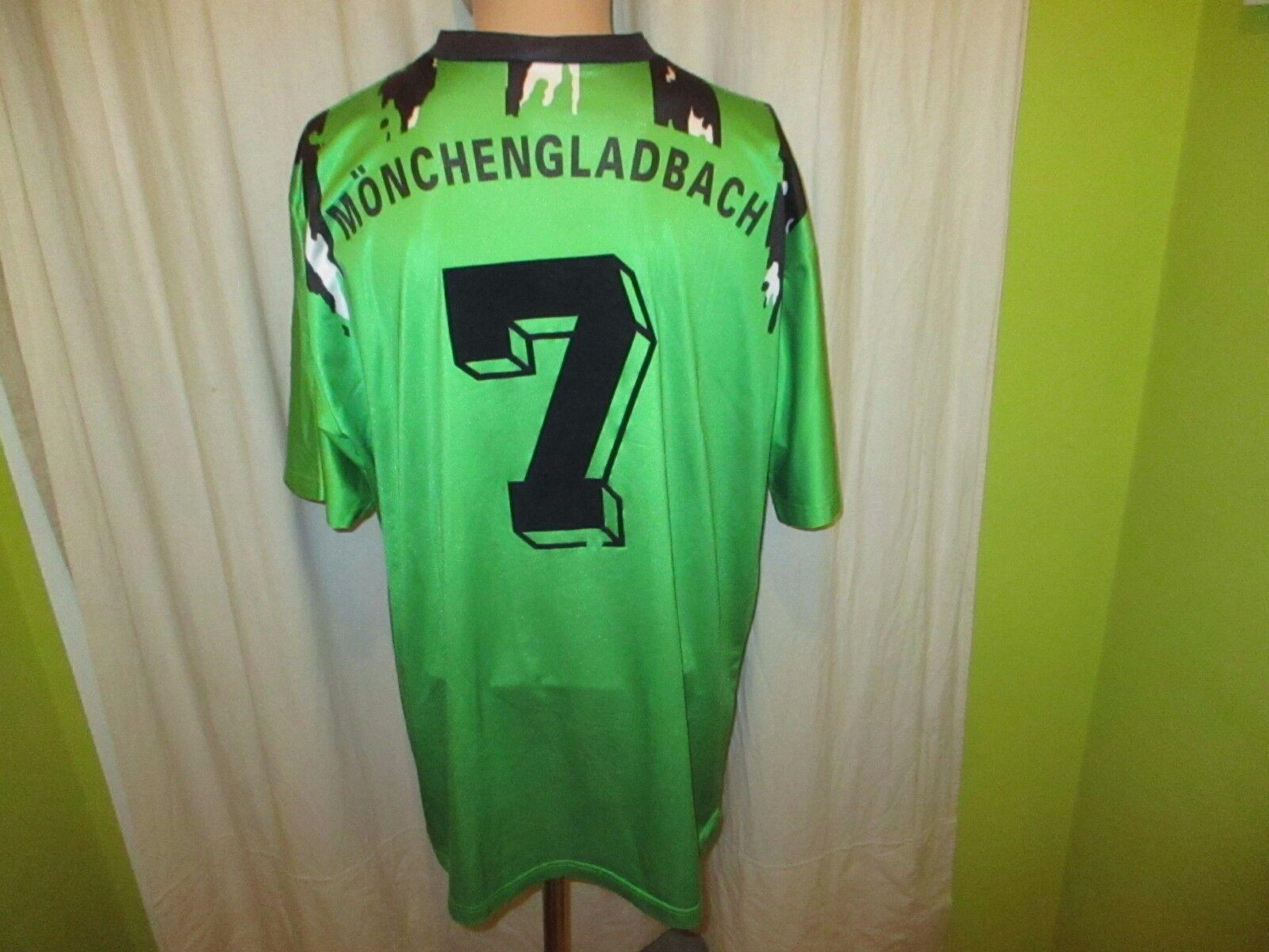Borussia Mönchengladbach asics asics Mönchengladbach Auswärts Trikot 1994/95